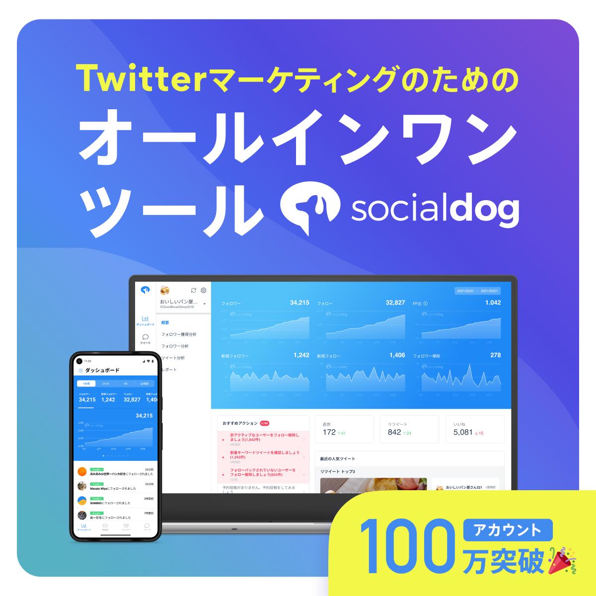 socialdog紹介